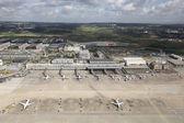 Stuttgart Airport — Stock Photo