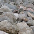 Big rocks — Stock Photo
