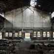 Inside factory ruin — Stock Photo #18940133