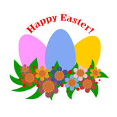 Easter background. — Stock Photo