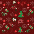 Christmas background — Stock Vector #7604267