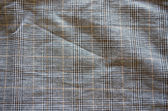 Square fabric cotton texture grunge background — Stock Photo