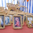 Royalty-Free Stock Photo: Religion maria jesus picture icon frame market