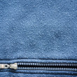 Robe horizontal zipper fabric background — Stock Photo #25812477