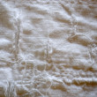 Stock Photo: Linen pant fabric thread pattern twist background