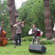 Folklore group boys — Stock Video #38512647