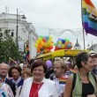Stock Video: Politics gay parade