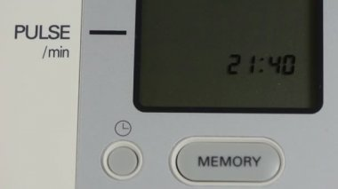 Low battery indicator — Stock Video