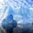 Iceberg and dramatic sky — Stock Photo #24362429