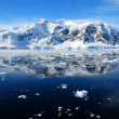 Stock Photo: Antarctic landscape
