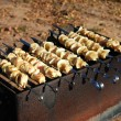 Chicken grill — Stock Photo #46538145