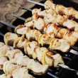 Chicken grill — Stock Photo #46538455