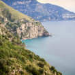 Sea in Amalfi Coast — Stock Photo