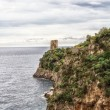 Stock Photo: Sea in Amalfi Coast