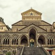 St Andrew Cathedral, Amalfi, Italy - Foto Stock