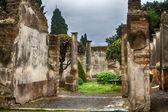 Ruïnes van pompeii italië — Stockfoto