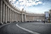 梵蒂冈 — 图库照片