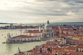 Gorgeous view of the Grand Canal — Stock Photo