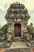 Традиционный балийский храм - Pura Beji. — Стоковое фото