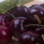Sweet cherries — Stock Photo