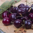 Sweet cherries — Stock Photo #12819406