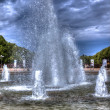 Fountain in Szczecin, hdr — Stock Photo #13510603
