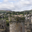Conwy Castle, North Wales, United Kingdom — Stock Photo #22291015