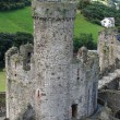 Conwy Castle, North Wales, United Kingdom — Stock Photo