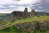 Castell Dinas Bran — Stock Photo