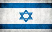Vlag van Israël — Stockvector