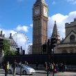 The London Big Ben — Foto Stock