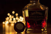 Jack daniel's single barrel — Stock Photo
