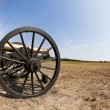 Civil War Cannon — Stock Photo #12329149
