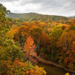 Buffalo River in the Autumn — Stock Photo
