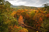 Buffalo River in the Autumn — Stock Photo