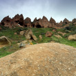 Zelve, Cappadocia, Turkey - Stock Photo