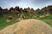 Zelve, Cappadocia, Turkey — Stock Photo