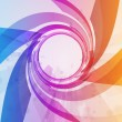 Abstract background, colorful elements. - 图库矢量图片
