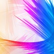 Colorful abstract background, creative style illustration. - Stok Vektör