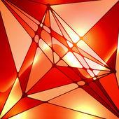 Mozaika abstraktní pozadí — Stock vektor