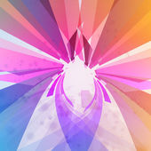 Abstract background, colorful elements. — Wektor stockowy