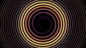 Colorful hypnotic backgrounds, abstract illustration. — Stock Photo