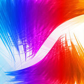Colorful abstract background, creative style illustration. — Stock Vector