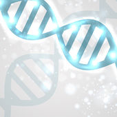 Abstract DNA — Stock Vector