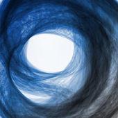 Astratto sfondo onda blu — Vettoriale Stock