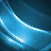 抽象蓝色图 — 图库矢量图片