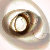 абстрактный фрактальной фона — Cтоковый вектор