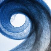 абстрактный фон синий, волна — Cтоковый вектор