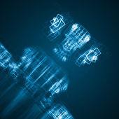 Abstract technology — Vector de stock