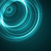 иллюстрация абстрактной технологии — Cтоковый вектор